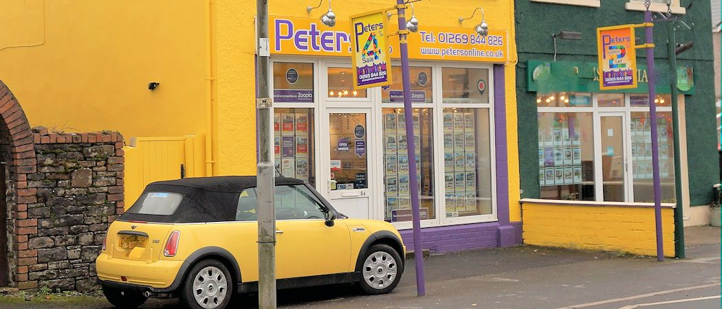 Peters Estate Agents, Cross Hands