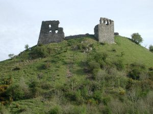 Dryslwyn Castle by Peters Estate Agents, Carmarthenshire